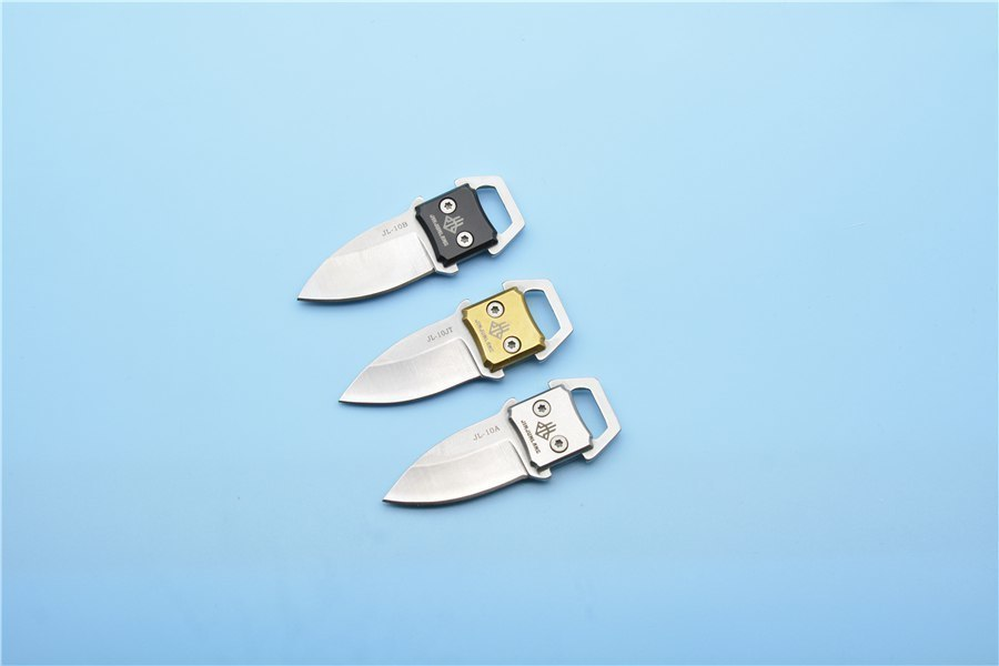 Фото 20 - Шейный нож Prime Black от Noname
