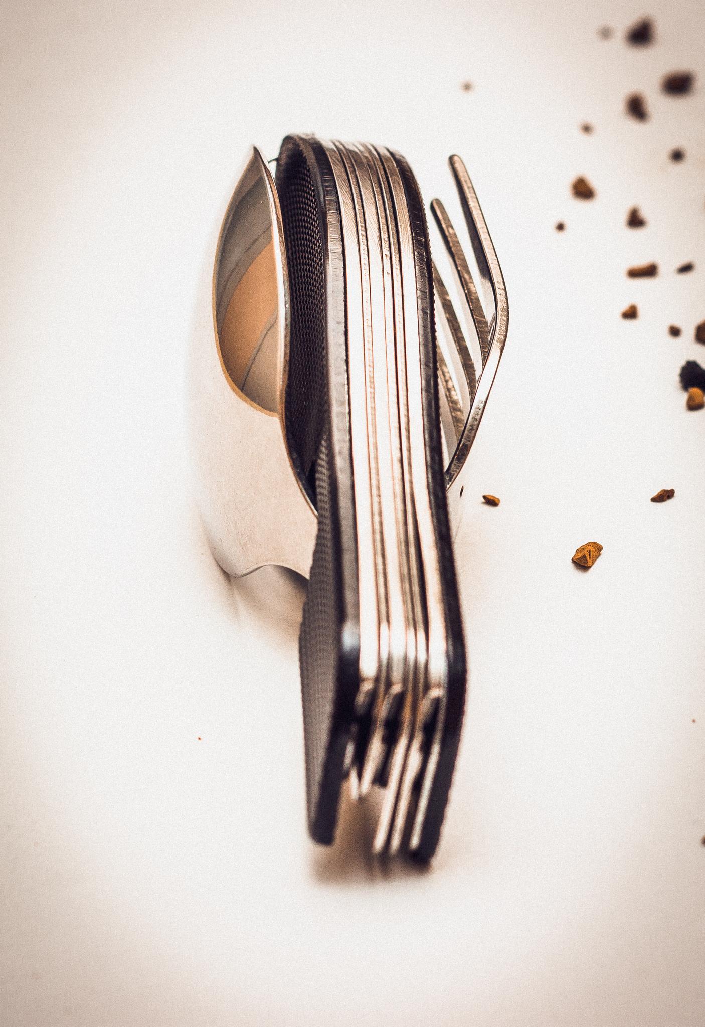Фото 8 - Многофункциональный нож 4 в 1 от Noname