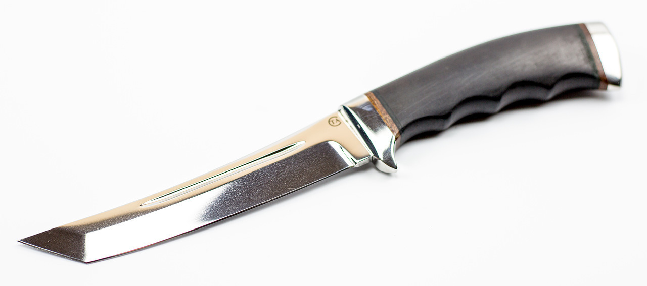 Фото 9 - Нож Аркан Р граб, 95Х18 от Титов и Солдатова