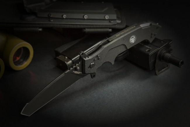 Фото 5 - Складной нож Extrema Ratio Glauca, сталь N690, рукоять алюминий