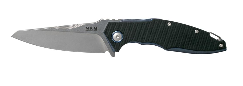 Фото 2 - Нож складной Raut MKM/MK VP01-GB BK от MKM Knives