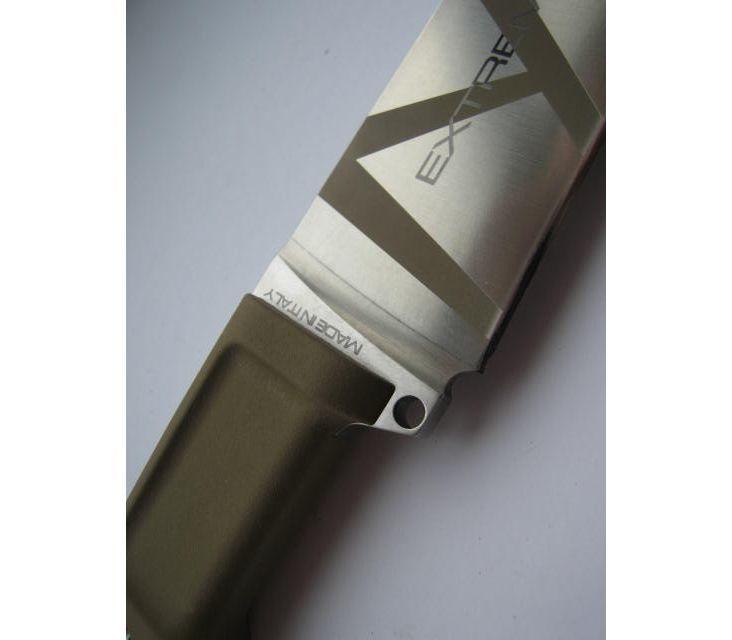 Фото 13 - Полевой поварской нож Extrema Ratio Kato 15 Desert Camo,  сталь Bhler N690, рукоять Forprene®