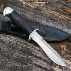 """Нож АиР """"Боец"""", сталь 100х13м, рукоять граб, разборный, фото 9"""
