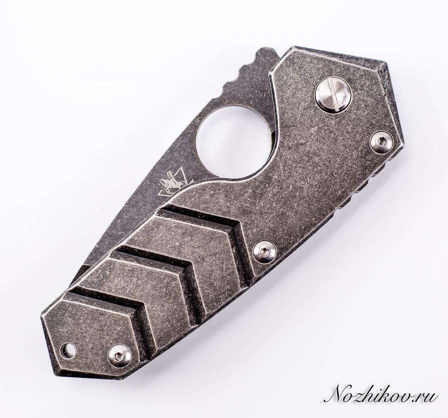 Фото 16 - Нож складной TWS-05 от Steelclaw