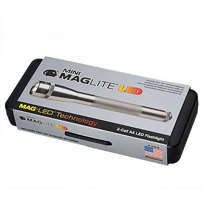 Фото 5 - Фонарь Mag-Lite Mini Mag LED SP22097F