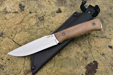 Нож разделочный Стриж, сталь 110х18, Кизляр. Вид 4