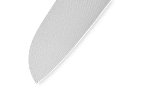 Нож кухонный овощной сантоку Samura