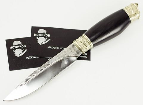 Нож Р-1 из кованой стали х12мф, Кизляр - Nozhikov.ru