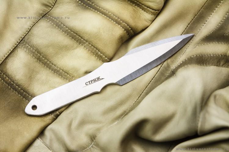 Фото 6 - Метательный нож Стриж, Kizlyar Supreme