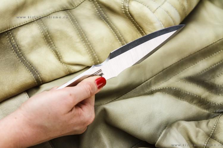 Фото 7 - Метательный нож Стриж, Kizlyar Supreme