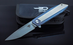 Складной нож Bestech Knives Shogun BT1701С, сталь CPM-S35VN, рукоять титан