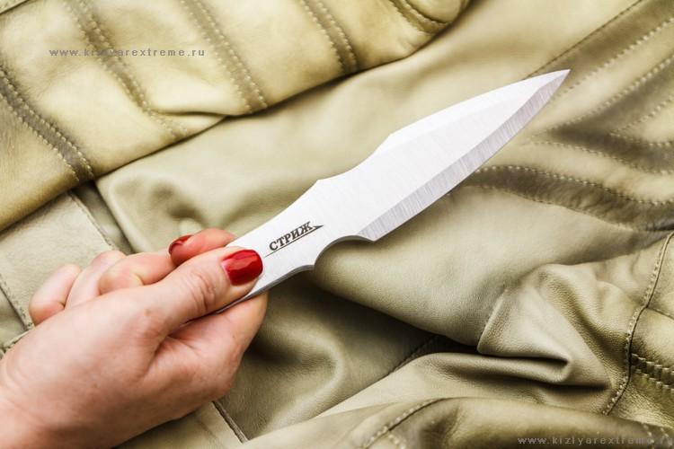 Фото 8 - Метательный нож Стриж, Kizlyar Supreme
