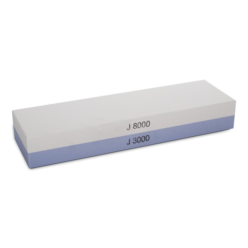Фото - Точильный камень комбинированный 4452 WUS #3000/#8000 камень точильный 8000 205х73х23 на пластиковой подставке