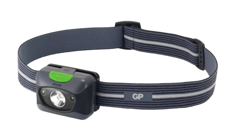 Фонарь налобный светодиодный GP XPLOR PH14E от GP Batteries