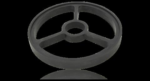Подставка для камней (QA-0060, QA-0061, QA-0062) 220*23мм плоский круг, Togi Zyozu - Nozhikov.ru