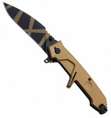 Складной нож Extrema Ratio MF2 Desert Warfare, сталь Böhler N690, рукоять алюминий, фото 2