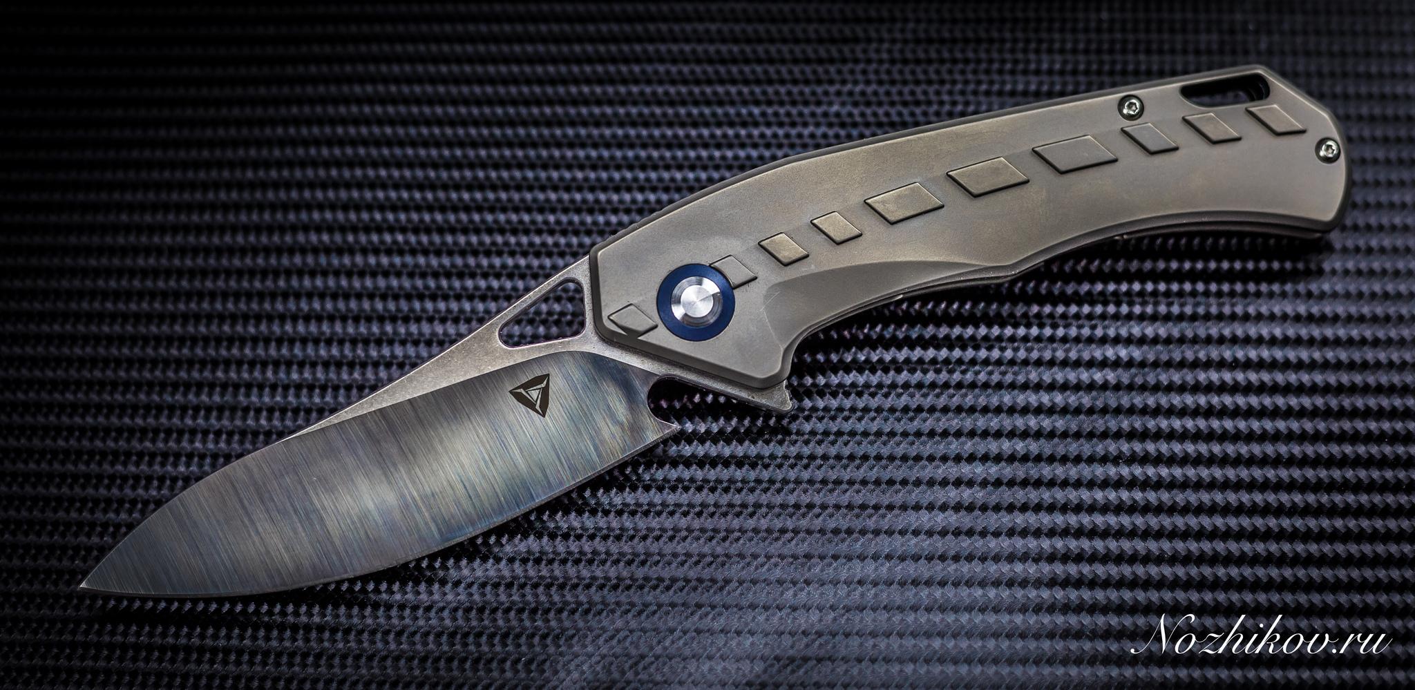 Складной нож Maker Spacer, сталь S35VN
