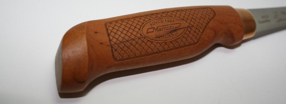 Фото 8 - Нож филейный Marttiini SUPERFLEX, сталь X46Cr13, рукоять береза