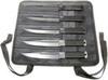 Набор из 5 ножей для спортивного метания M-115-1 - Nozhikov.ru