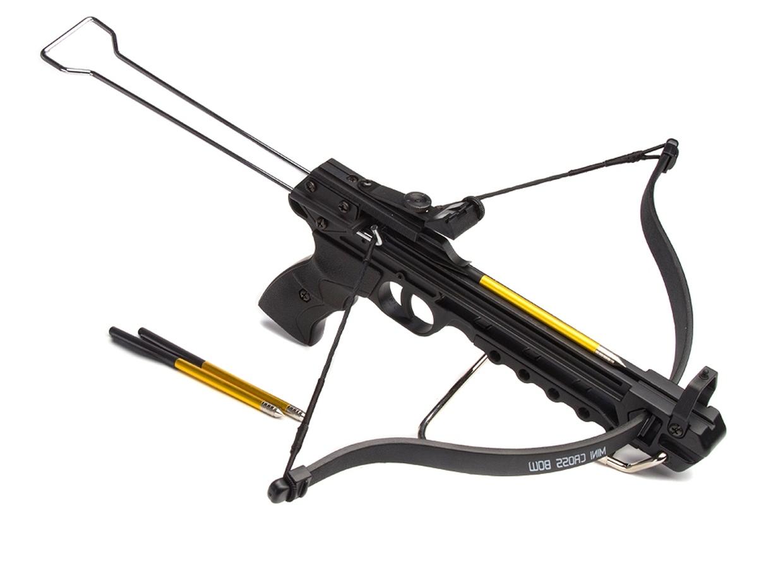 Арбалет-пистолет рекурсивный Man Kung MK-80A3