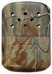 Каталитическая грелка ZIPPO Realtree, латунь с порошковым покрытием, камуфляж, матовая, 60х12x85 мм