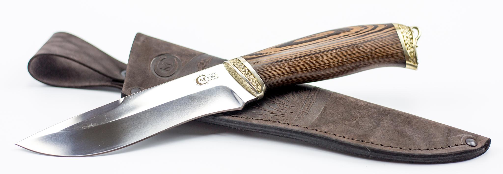 Фото 11 - Нож из Х12МФ