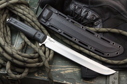 Нож Sensei AUS-8 Satin+SW, Кизляр