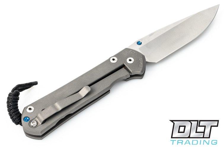 Фото 14 - Складной нож Chris Reeve Large Sebenza LSWP EB, сталь S35VN, рукоять титан/габон
