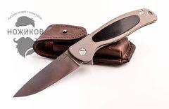 Складной нож №2 G10, M390