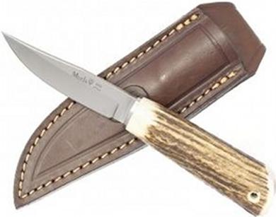 Нож с фиксированным клинком Muela MN 8 A