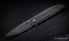 Складной нож Bestech Knives BT1701A, сталь CPM-S35VN, рукоять титан - Nozhikov.ru