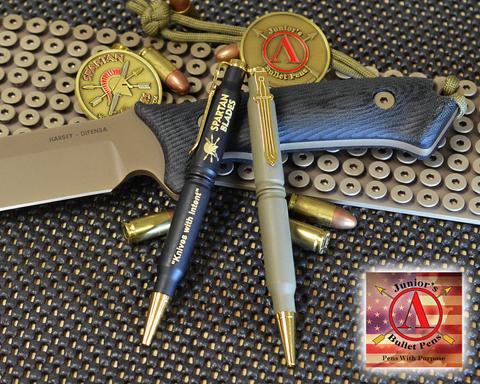 Тактическая ручка Spartan Blades SB/PEN. Вид 2