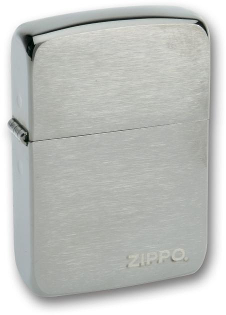 Зажигалка ZIPPO Black Ice, латунь с никеле-хромовым покрытием, мокрый асфальт, матовая, 36х56х12 мм