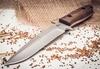 Нож Командор с отверстием для темляка - Nozhikov.ru