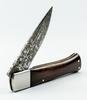 Складной нож Лиса-1, Х12МФ - Nozhikov.ru