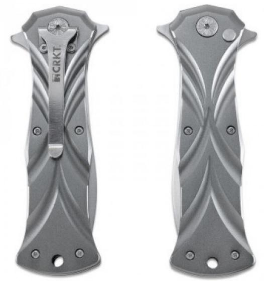 Фото 13 - Складной нож CRKT Tighe Dye™, сталь AUS-8, рукоять алюминиевый сплав