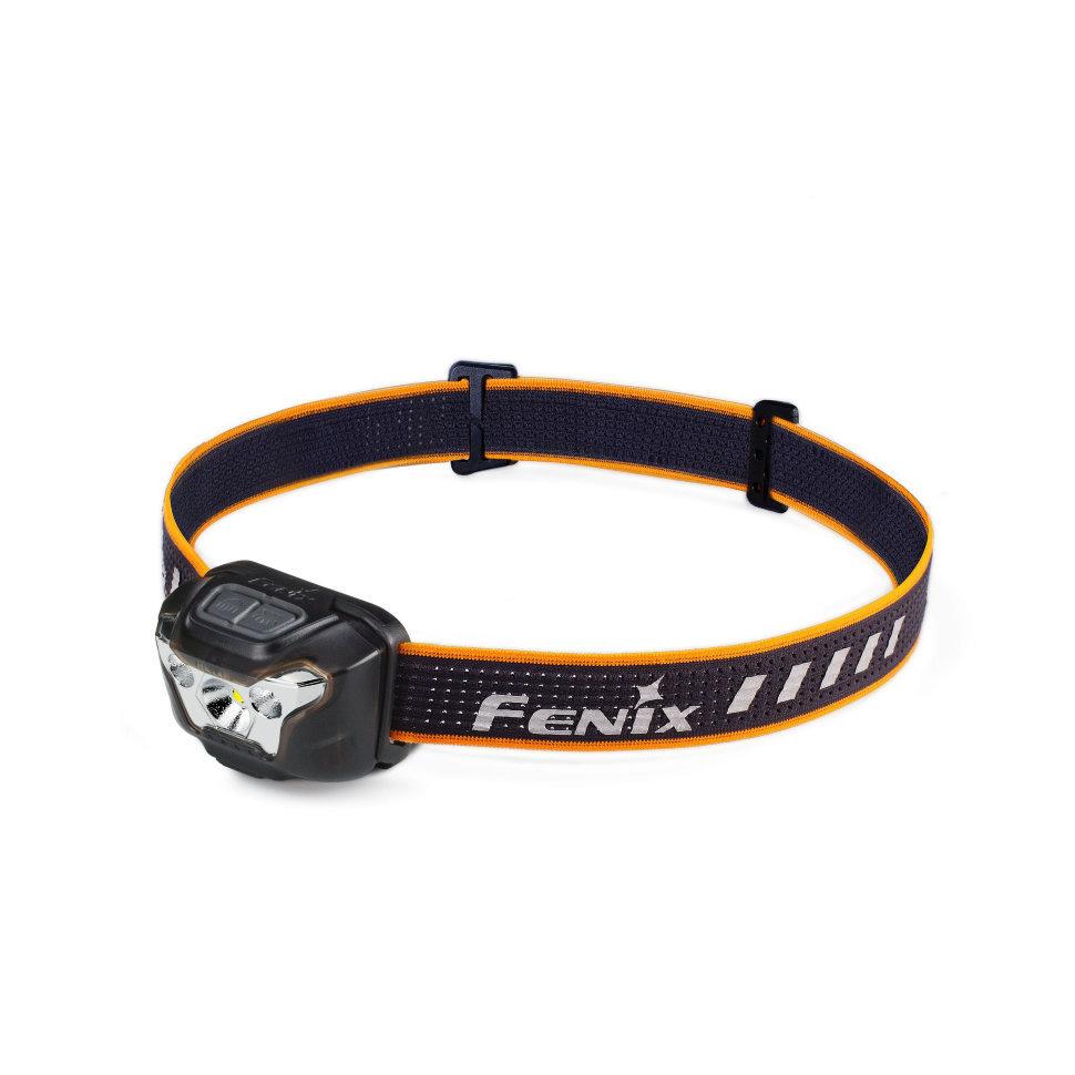 Налобный фонарь Fenix HL18RW черный фонарь fenix hl18rw black