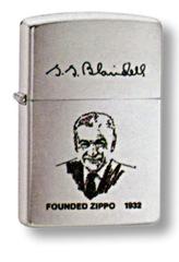 Зажигалка ZIPPO Founder's ligh Brushed Chrome, латунь с ник.-хром. покрыт.,сереб.,матовая,36х56х12мм