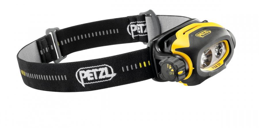 Фонарь светодиодный налобный Petzl Pixa 3R, 90 лм, аккумулятор