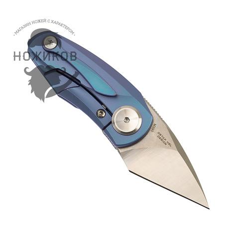 Складной нож Bestech Tulip BT1913B, сталь M390. Вид 2