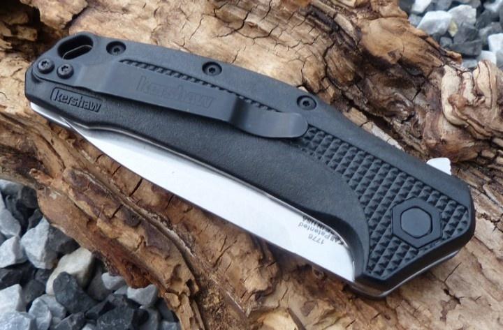 Фото 4 - Нож складной Kershaw 1776 Link, сталь 420HC, рукоять термопластик GFN