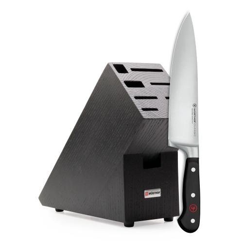 Набор кухонный Шеф + подставка 9838-99, серия Classic от Wuesthof