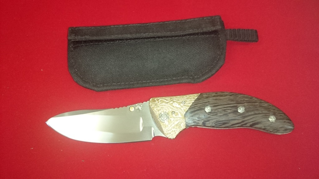 Фото 2 - Нож складной Jeky II от Hogue