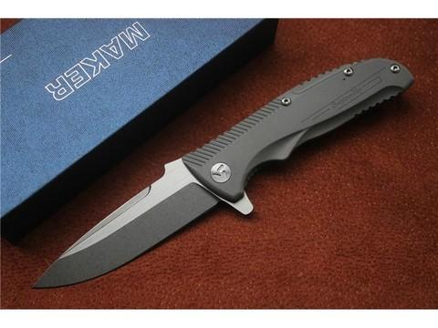 Складной нож MAKER , сталь VG-10. Вид 1