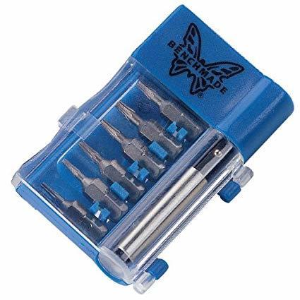 Фото - Набор отверток для ножей Benchmade BlueBox Tool Kit 981084F