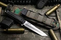 Тактический нож Aggressor D2 SW, Kizlyar Supreme, фото 3