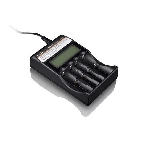 Зарядное устройство Fenix Charger ARE-C2 (18650, 16340, 14500, 26650, AA, ААА, С) fenix are c2