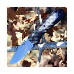 Нож складной Benchmade Mini Freek 565, сталь CPM-S30V, рукоять пластик/версафлекс, фото 4