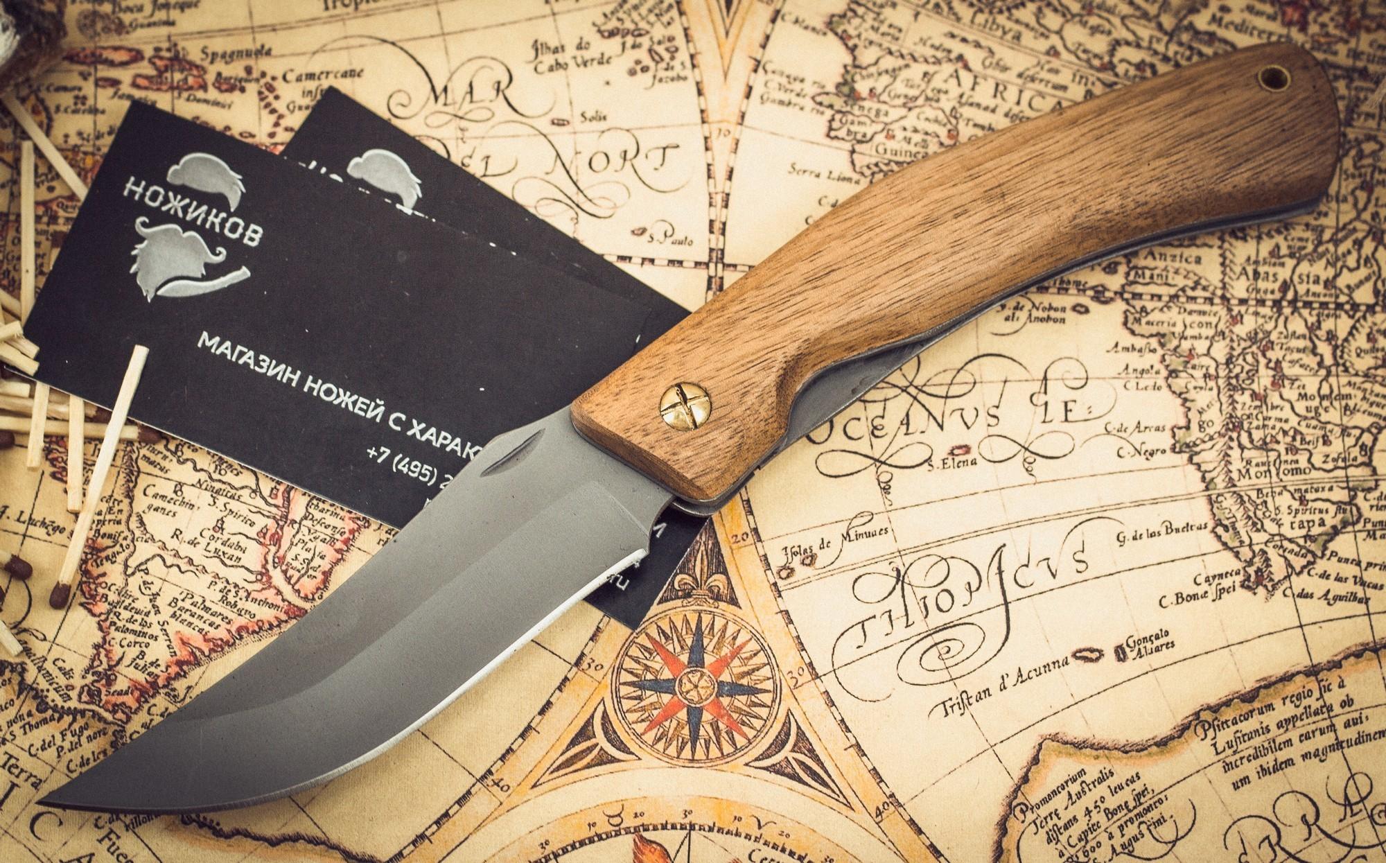 Складные ножи Косач , сталь 95Х18 от Марычев