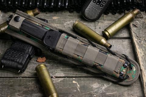 Тактический нож Aggressor D2 SW, Kizlyar Supreme. Вид 4